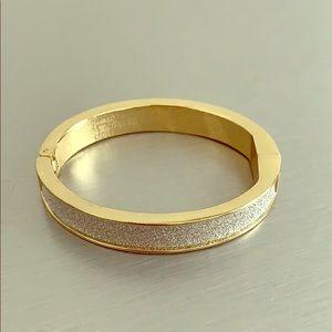 Jewelry - Gold Bangle *BLING BLING* bracelet